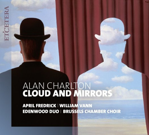 Cloud and Mirrors - Alan Charlton