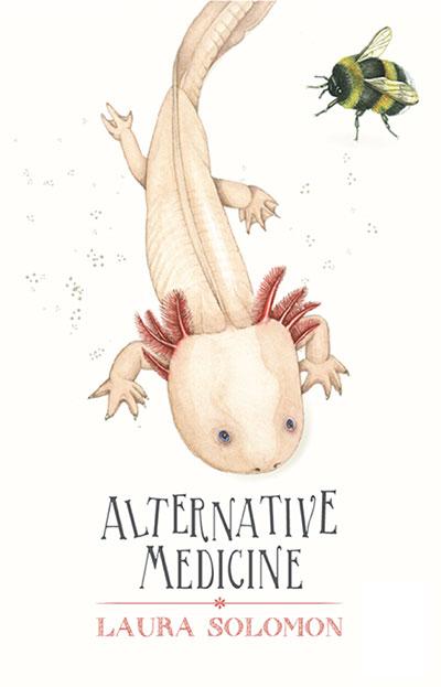 Alternative medicine book cover