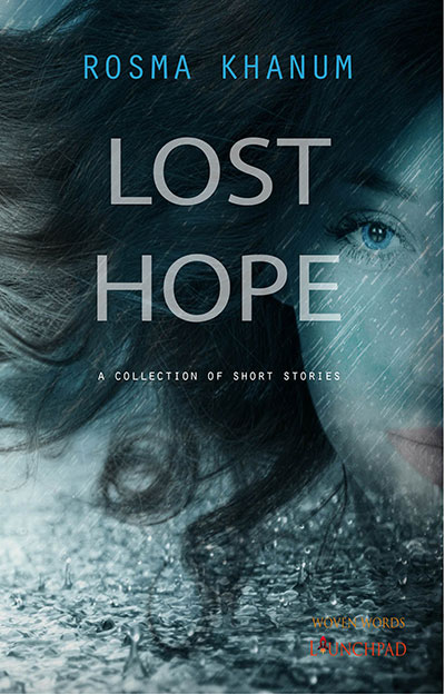 Lost hope book cover
