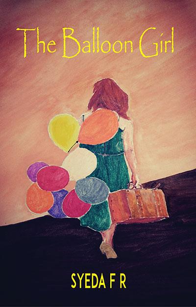The balloon girl book cover