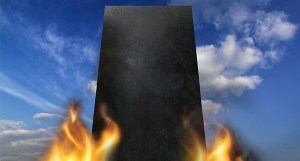Step away from the burning platform