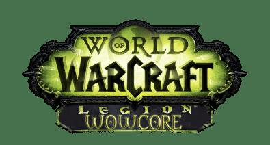 Logotipo WoW CoRe Legion