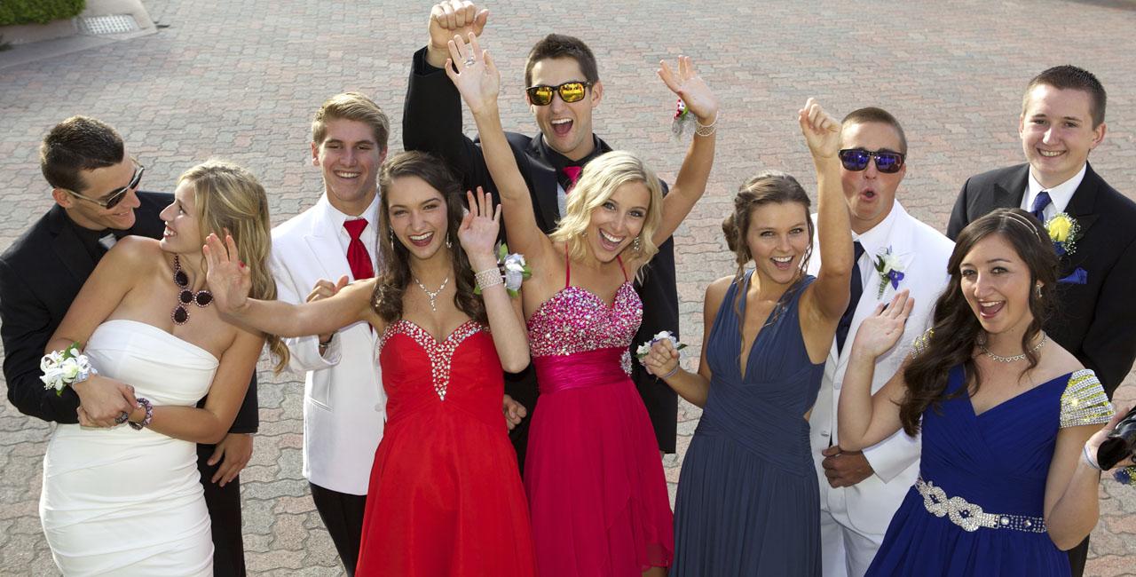 Prom Theme Night Shine