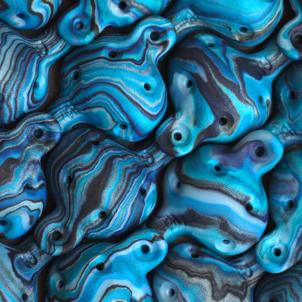 Blue Wowflute Ocarina