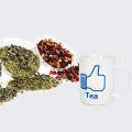 free tea sample and free mug