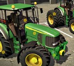 John Deere Hidden Tires