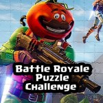 Battle Royale Puzzle Challenge