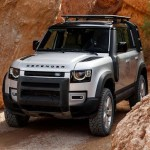 Land Rover Defender 110 Puzzle