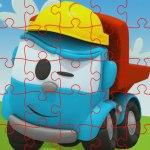 Leo The Truck Jigsaw
