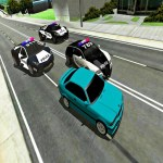 Mad Cop Police Car Race :Police Car vs Gangster Escape