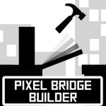Pixel Bridge Builder