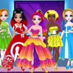 Princesses Trendy Social NetWorks