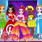 Princesses Trendy Social NetWorks