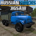 Russian Trucks Jigsaw
