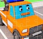 Cartoon Kids Trucks