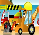 Cartoon Trucks Differences