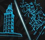 Doodle History 3D Architecture