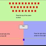 Simple Space Invaders Game