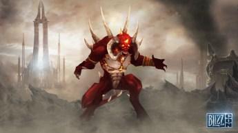 Mascote Diablo