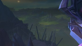 Argus vista da Vindicaar