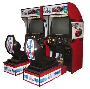 Outrun 2 Arcade Cabinet | Centerfordemocracy.org