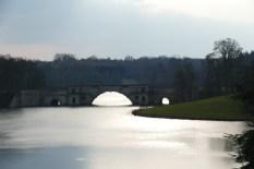In Park von Blenheim Palace