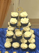 Royal Baby Shower Cake With Crown Tutorial Wow Is That Really