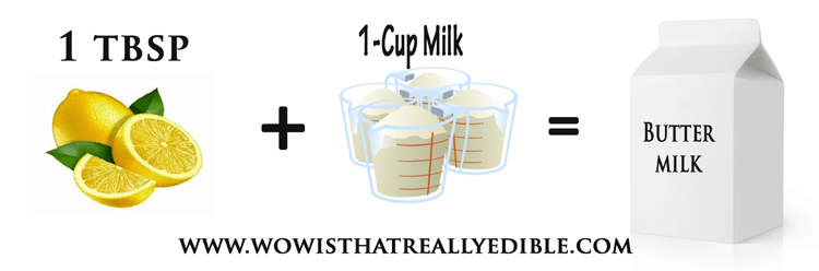 tips and tricks for cake buttermilk