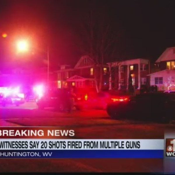 Teenage Girl Shot in Huntington