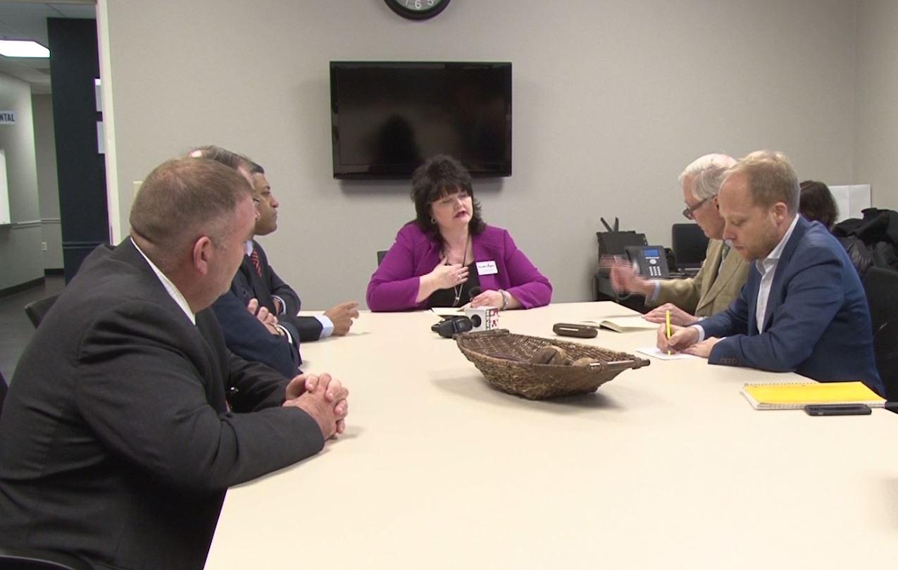 United Nations envoy visits West Virginia