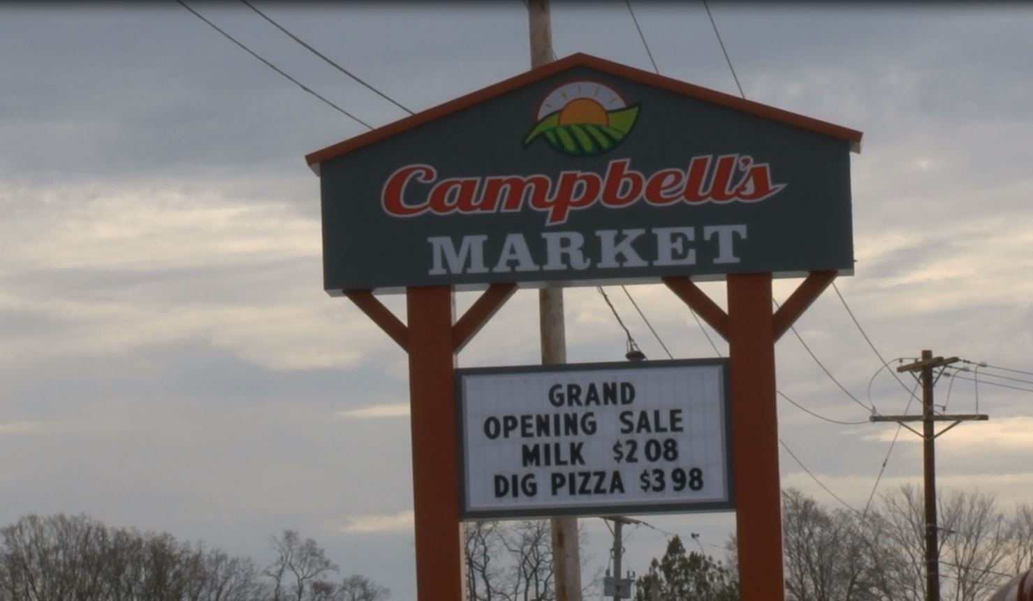 Grocery store comes to Vinton County, Ohio.