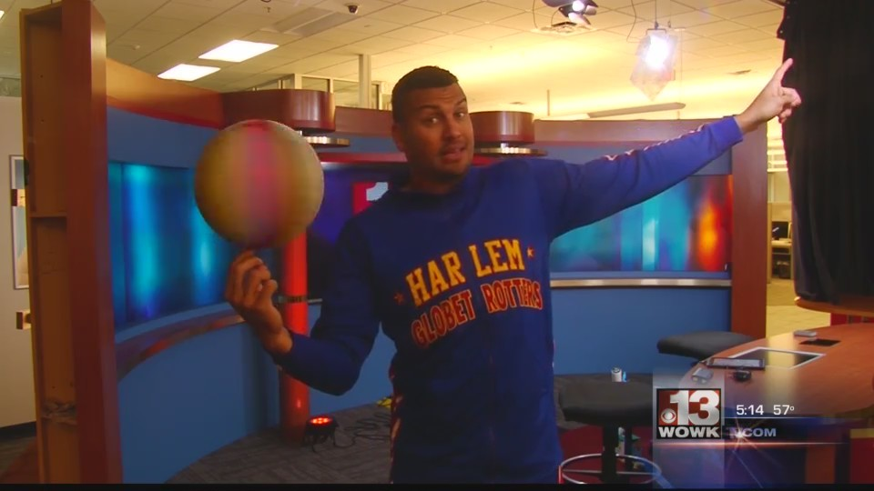 Harlem Globetrotters Heading to West Virginia