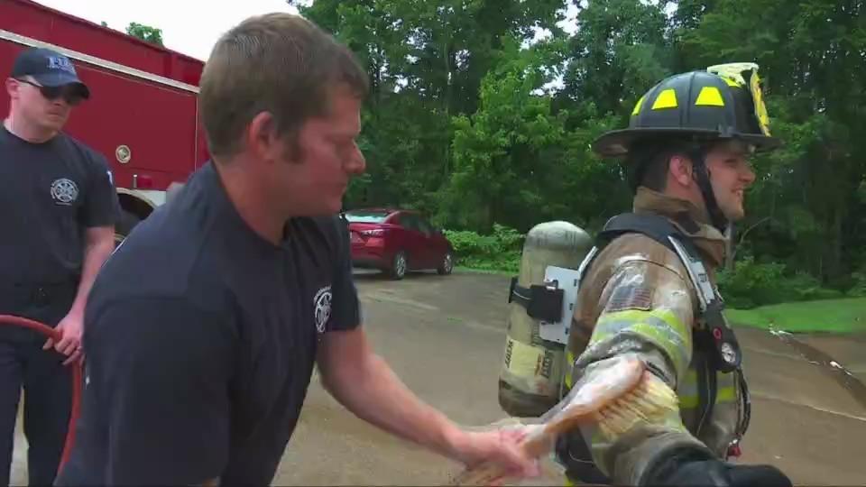 Dunbar Fire Department Fighting Cancer