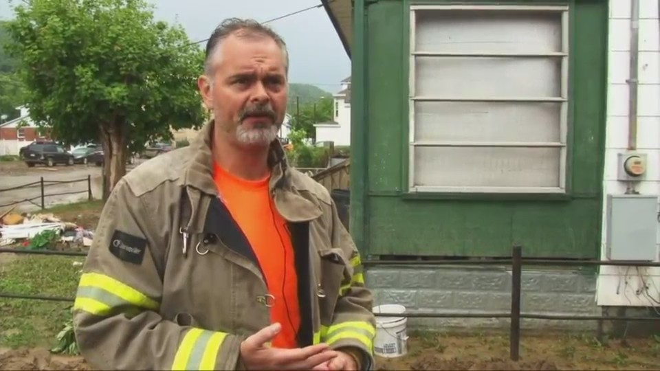 First Responders Look Back on 2016 Floods