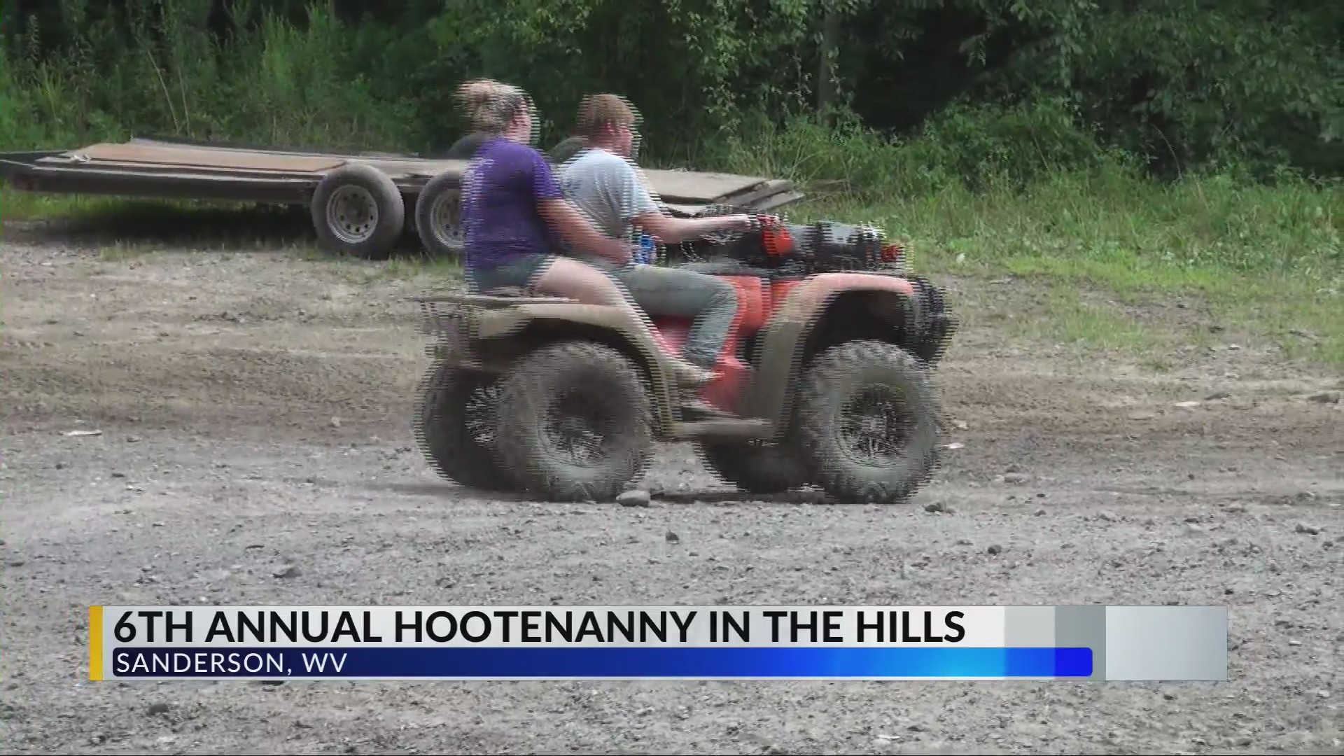 6th Annual Hootenanny in the Hills to Benefit Pinch Fire Department