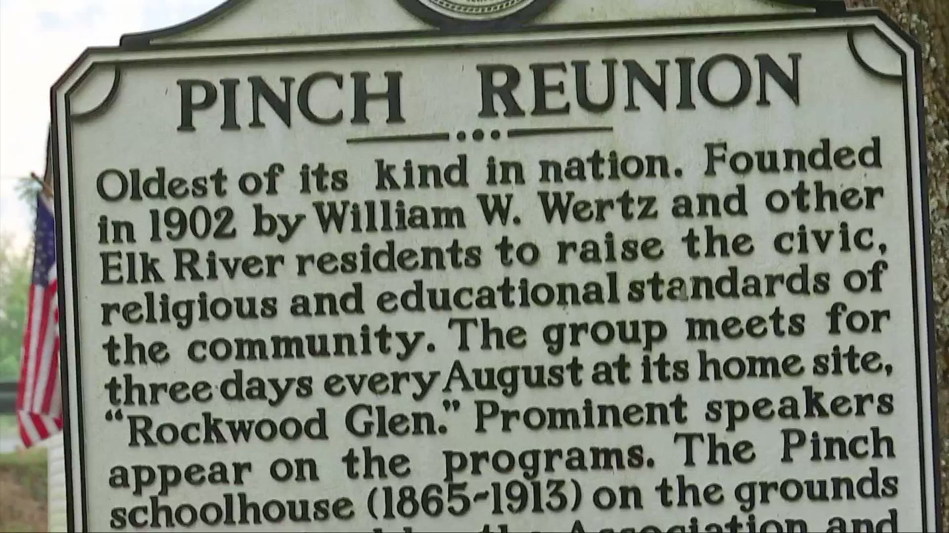 Pinch Community Reunion Marks 117 Years of Fun
