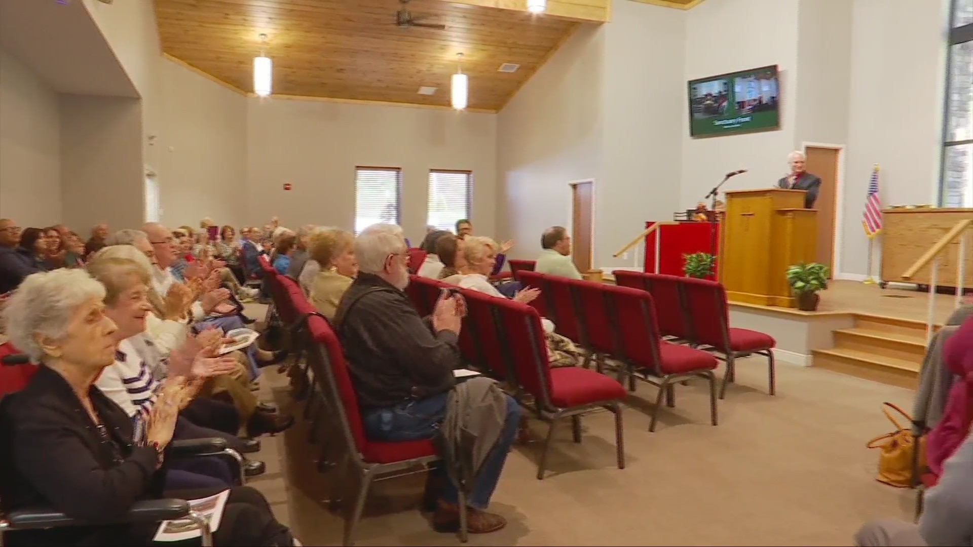 Congregation Gets a New Home, After Church Fire Years Ago