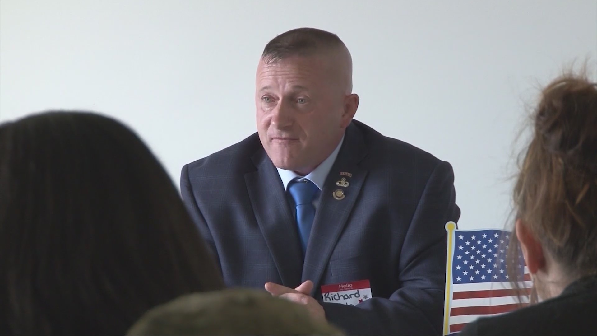State Sen. Richard Ojeda Announces Presidential Run for 2020