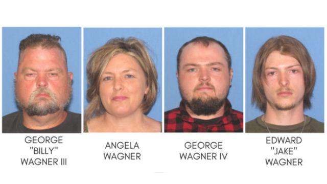 New Details Released Rhoden Family Murders Arrests