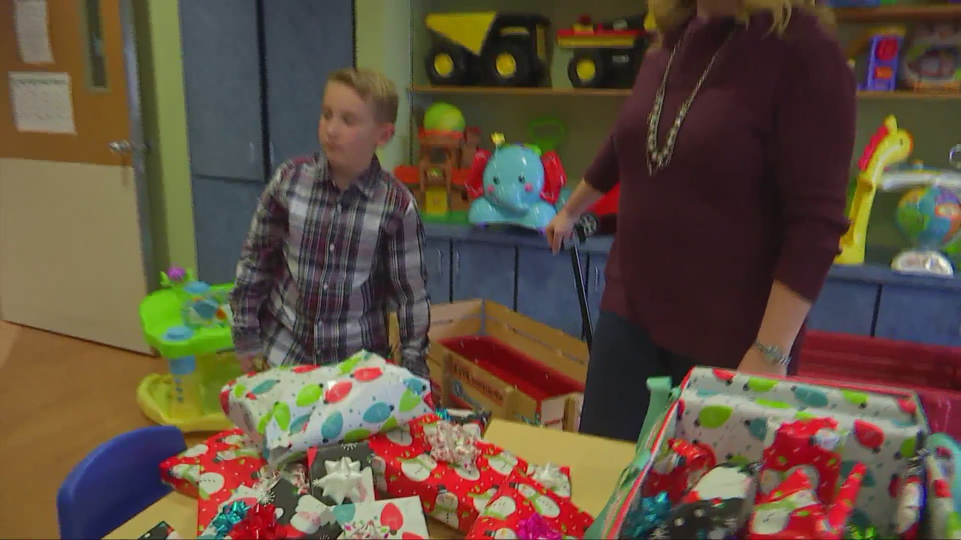 Local Boy Gives Back - One Dime at a Time