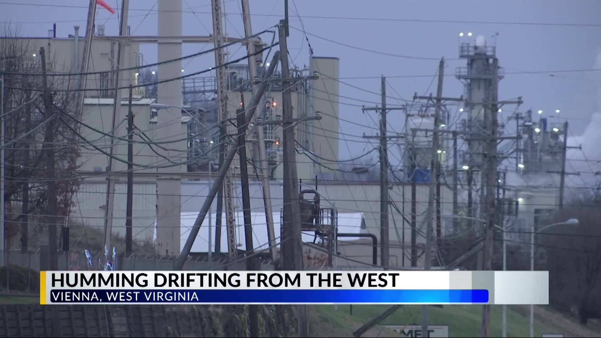 Noises from OH upsetting WV residents