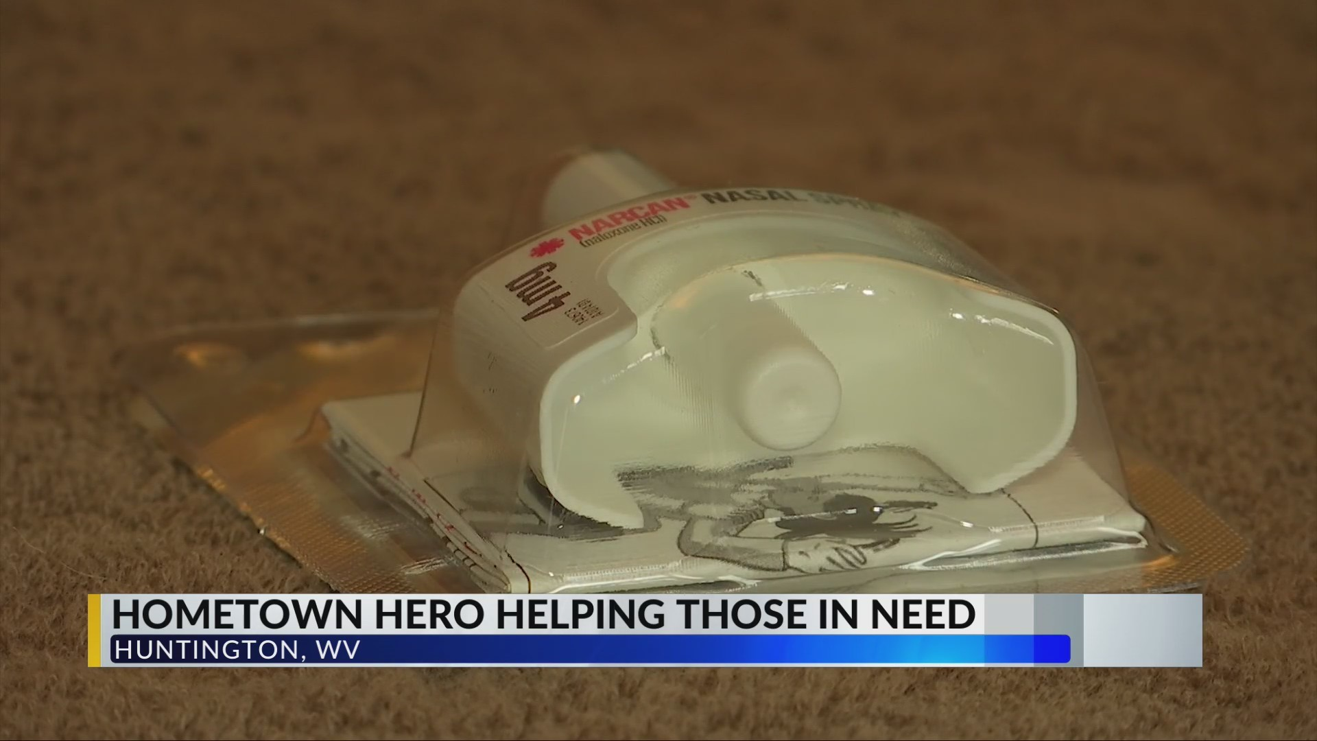 Hometown Hero Helping Those in Need