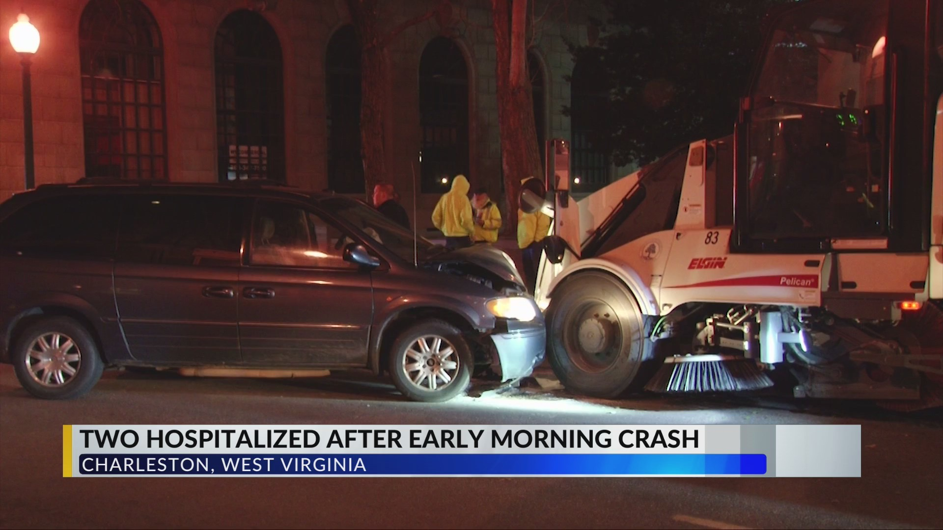 DUI Crash Shuts Down Capitol Street for Hours
