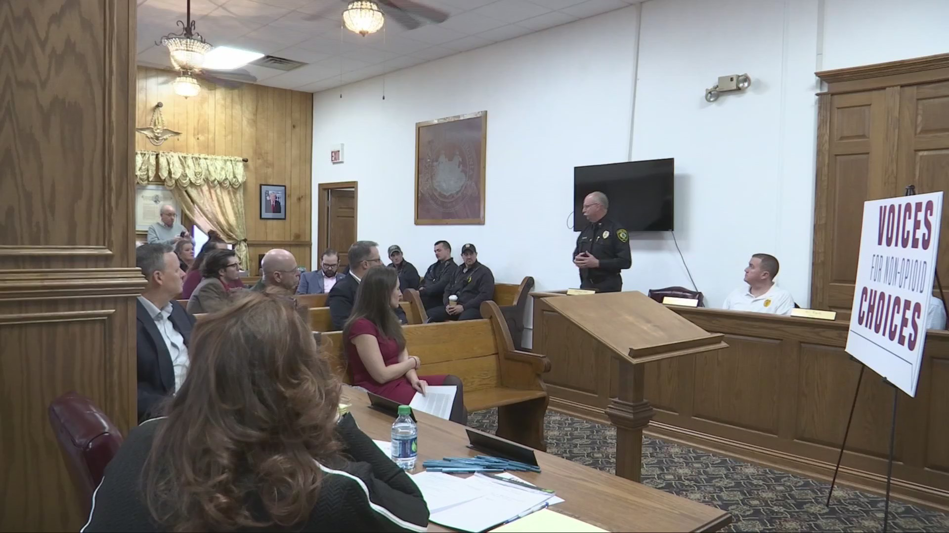 Community Forum Focuses to End Opioid Abuse