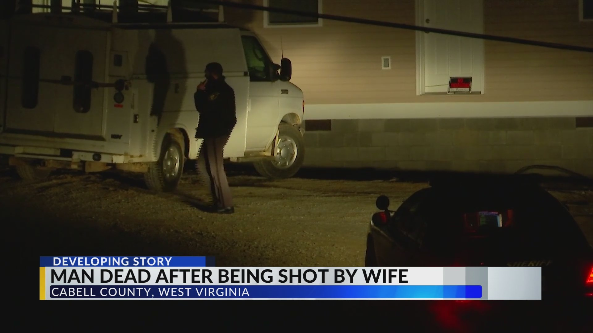 One Dead In Cabell County After Early Morning Shooting