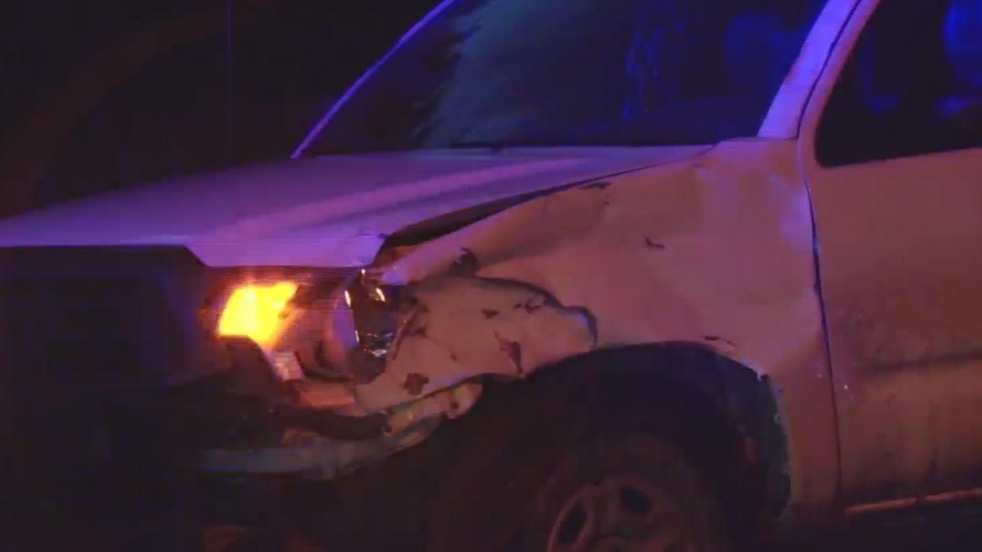 Deputies identify woman hit and killed along Kelley's Creek Road