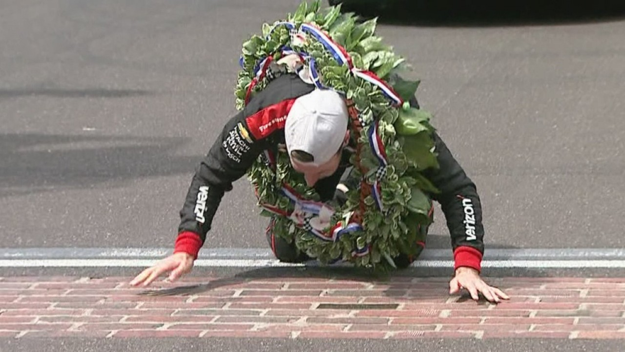 How do you win the Indianapolis 500?