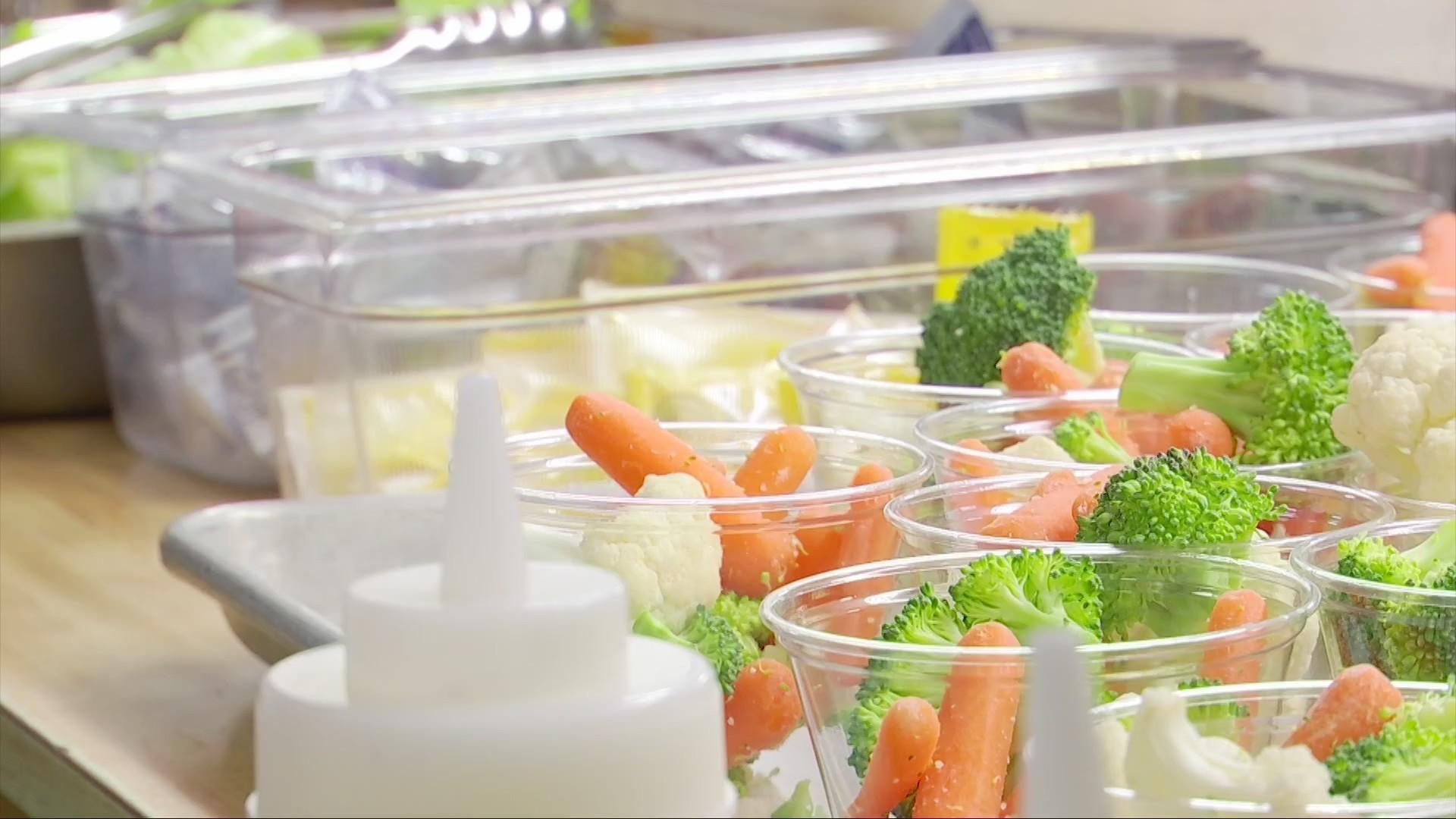 Summer Food Program Kicks Off for West Virginia Students