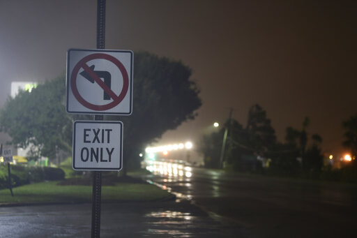 The Latest: Flights canceled as Dorian approaches Southeast