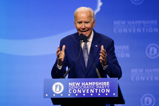 Biden in lead, but does campaign have enthusiasm to keep it